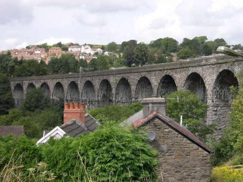 Hengoed viaduct death celebrity