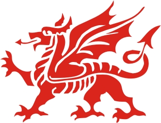 hengoed dragon